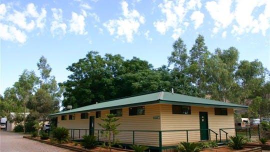Heritage Caravan Park, Alice Springs, Northern Territory, Australia