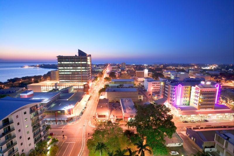 Best location in Darwin CBD