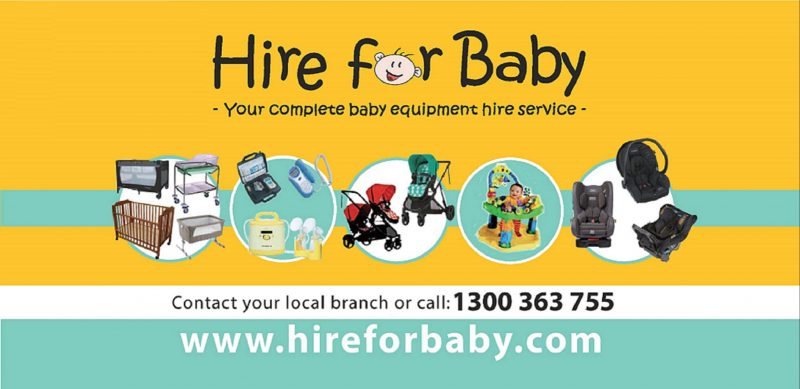 Hire For Baby Darwin