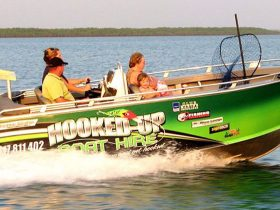 Hooked Up Boat Hire