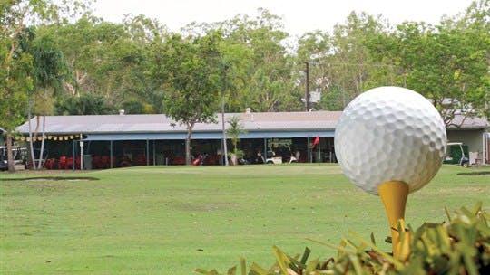 Humty Doo and Rural Area Golf Club, Darwin Area, Northern Territory, Australia