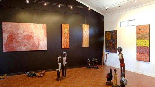 Ironwood Arts, Alice Springs Area, Northern Territory, Australia