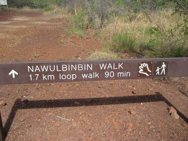 Joe Creek Picnic Area and Nawulbinbin Walk, Katherine Area, Northern Territory, Australia