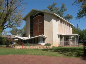 John Flynn Memorial Uniting Church - Alice Springs Area Northern Territory