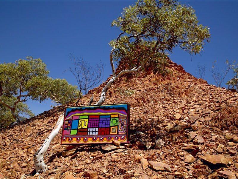 Julalikari Arts - Tennant Creek Area Northern Territory