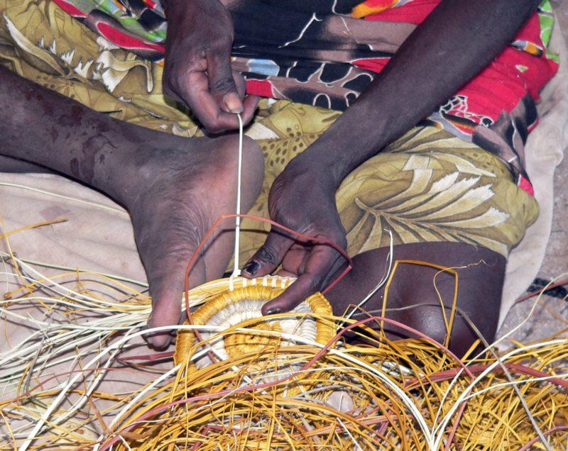 Injalak Weavers Arnhem Land