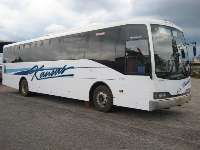 kansas school bus