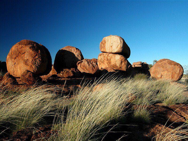 Karlu Karlu/Devils Marbles Conservation Reserve, Tennant Creek, Northern Territory, Australia