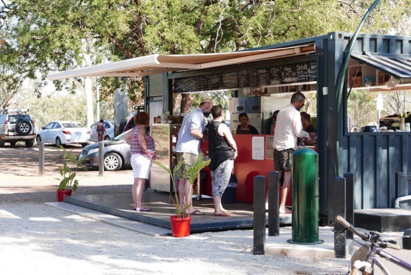 Katherine Hot Springs Cafe