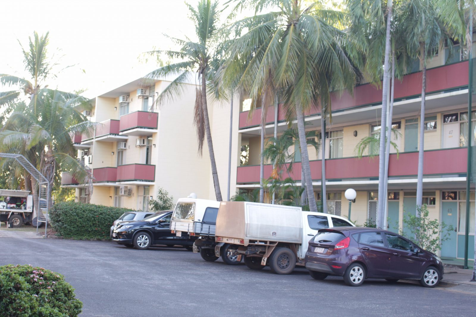Motel_Katherine River Lodge