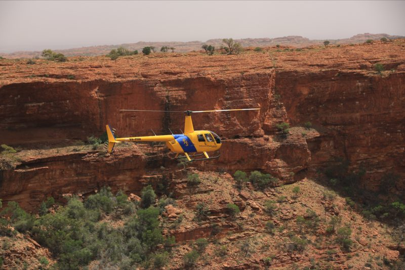 Kings Canyon Scenic Helicopter Tour