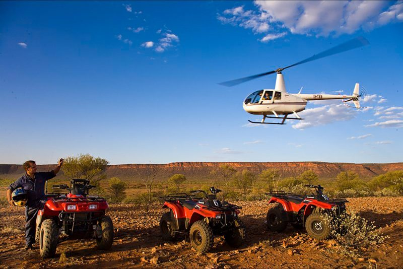 Kings Creek Station Quad Bike Tour