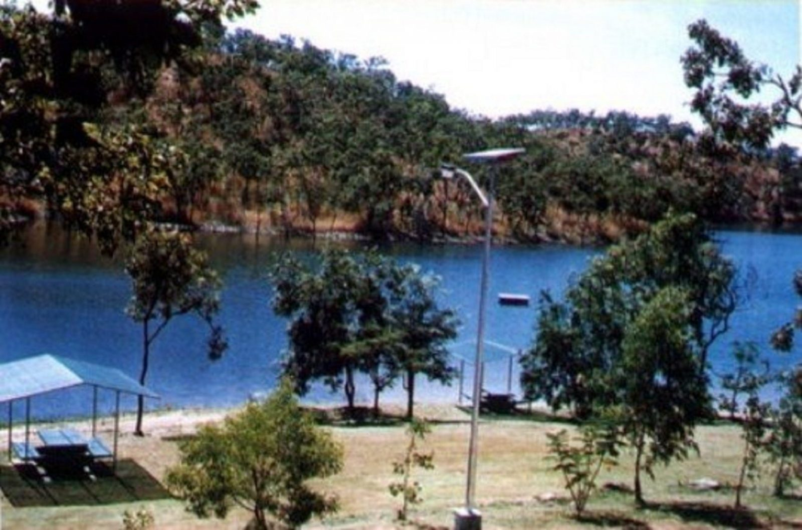 Lake Copperfield