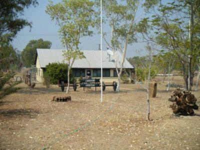 Larrimah Museum, Katherine Area, Northern Territory, Australia