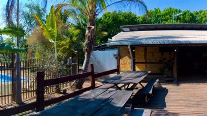 Lazy Lizard Caravan Park