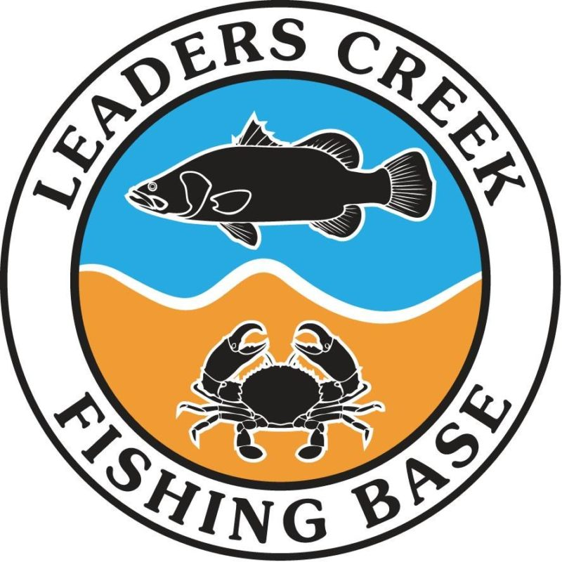 Leaders Creek Fishing Base Logo