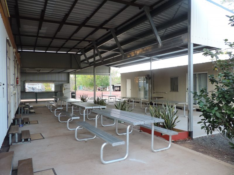 Photo of air-conditioned rooms