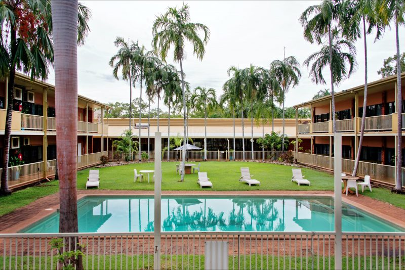 Litchfield Motel pool