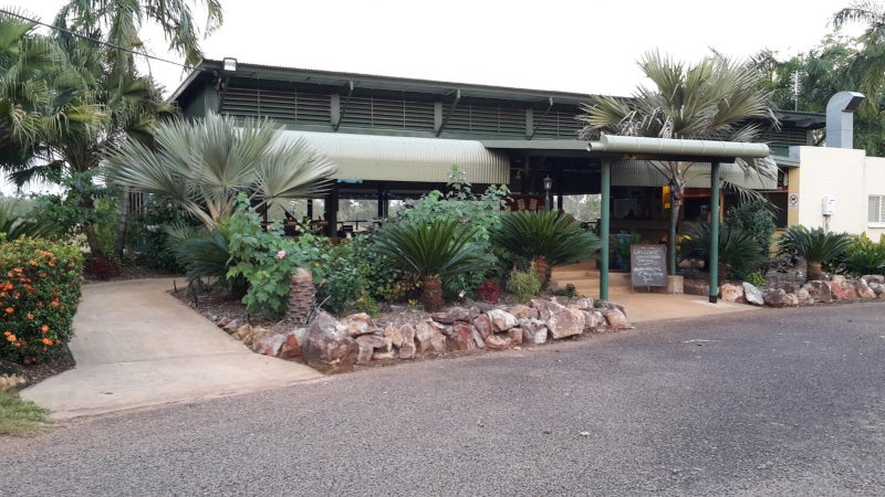 Livingstone Recreation Reserve