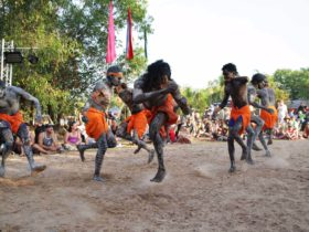 Great dancing is a feature of Mahbilil