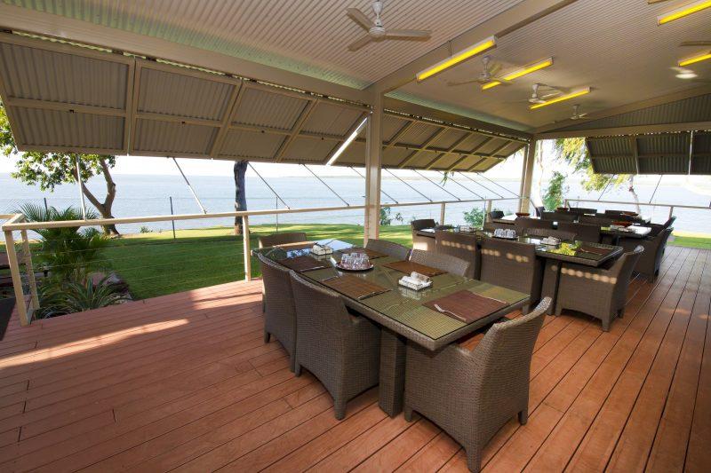 Melville Lodge main deck