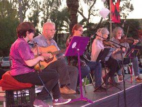 Desert Song Festival, Central Australia, Alice Springs, Northern Territory
