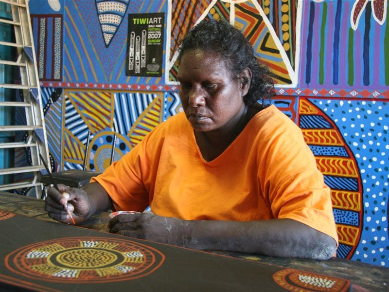 Munupi Arts and Crafts, Darwin Area, Northern Territory, Australia