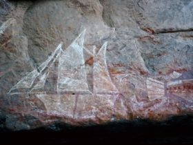 First Contact Rock Art