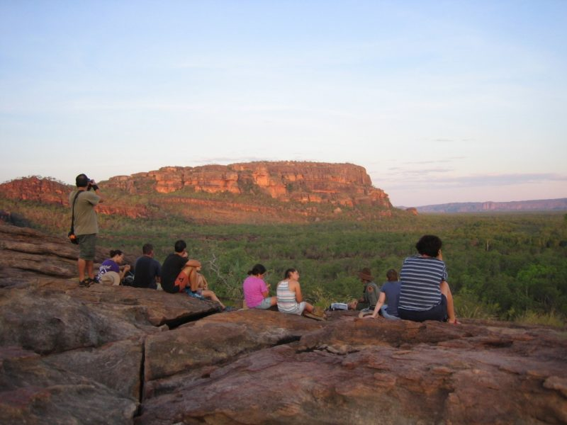 Nawurlandja Lookout Walk, Kakadu National Park