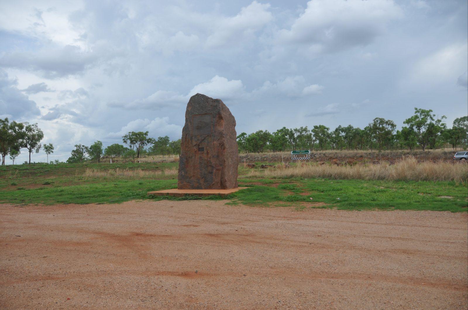 Noel Buntine memorial