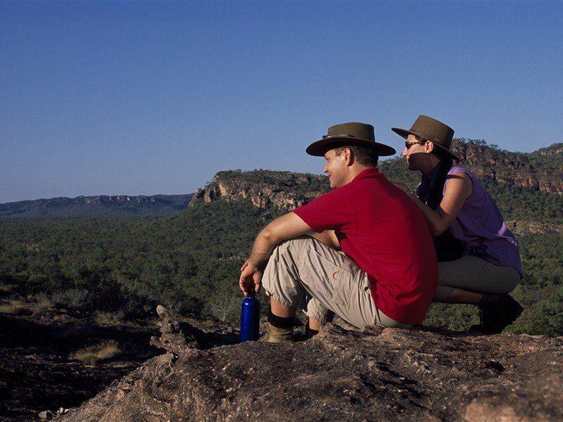 Nourlangie Rock Art Site, Jabiru, Northern Territory, Australia
