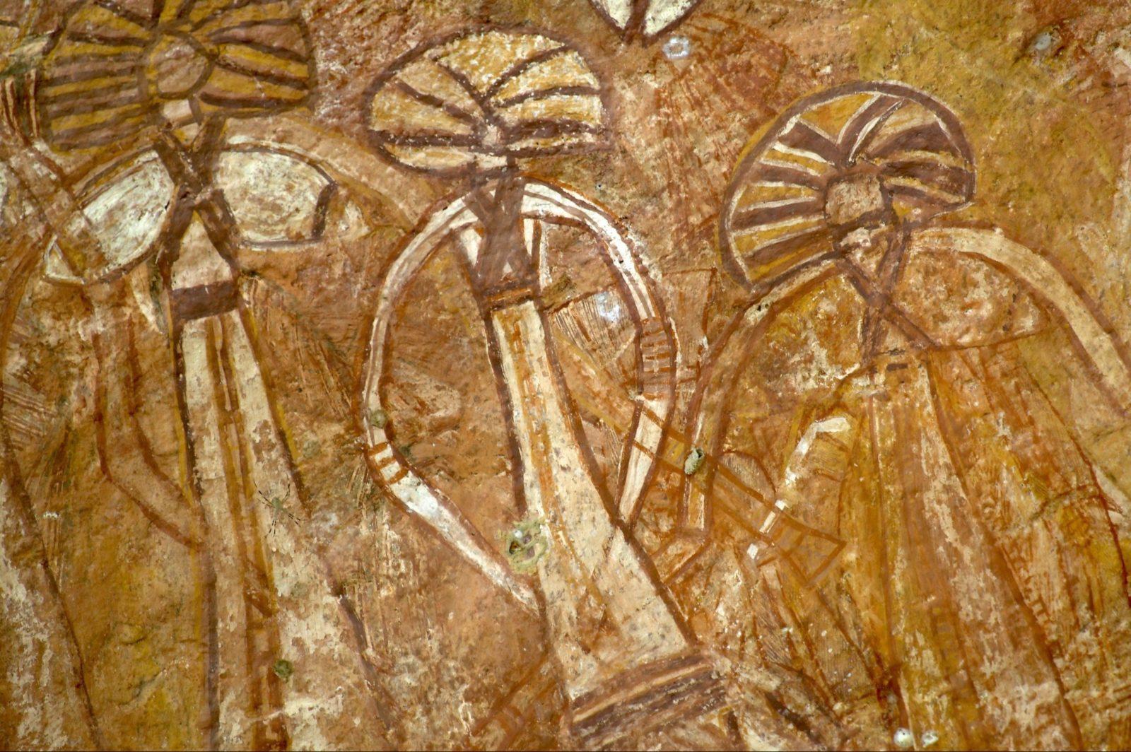 Nourlangie Rock Art