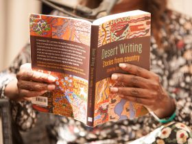 a reading from the 2016 NT Writers' Festival