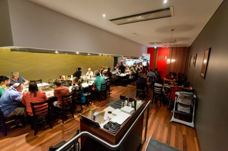 Oka Teppanyaki restaurant