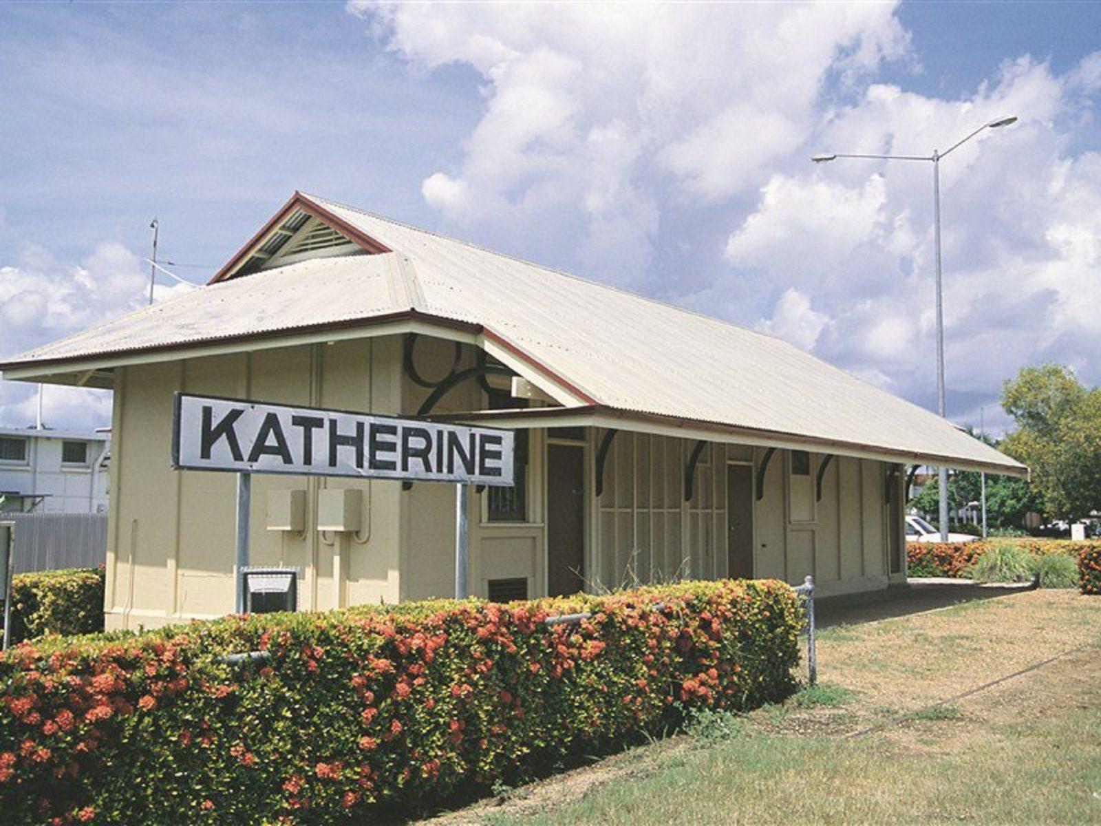 Old Katherine Railway Station