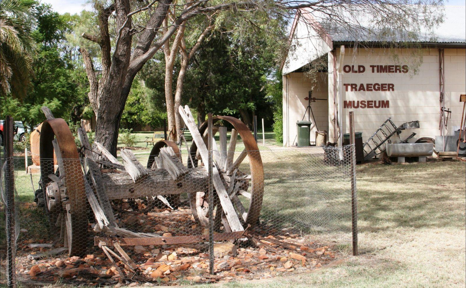 Traeger Museun Alice Springs
