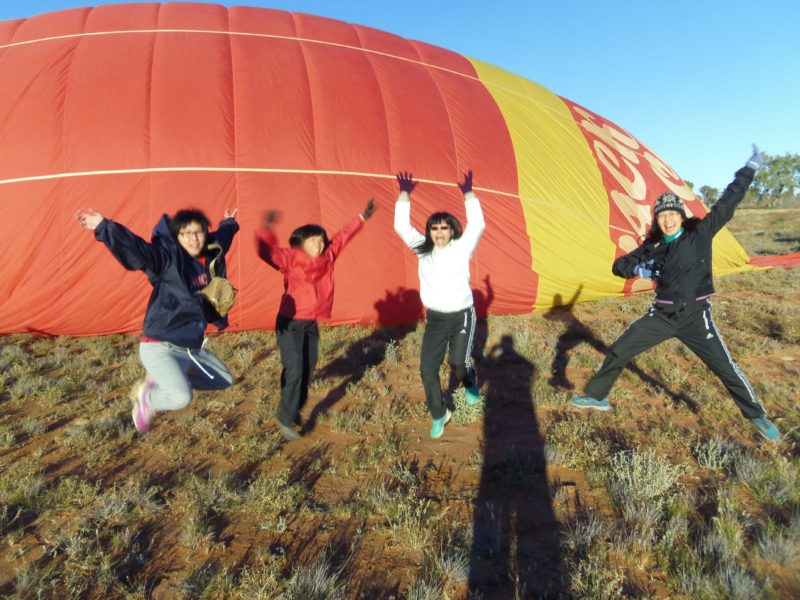 Outback Ballooning, Alice Springs, Northern Territory