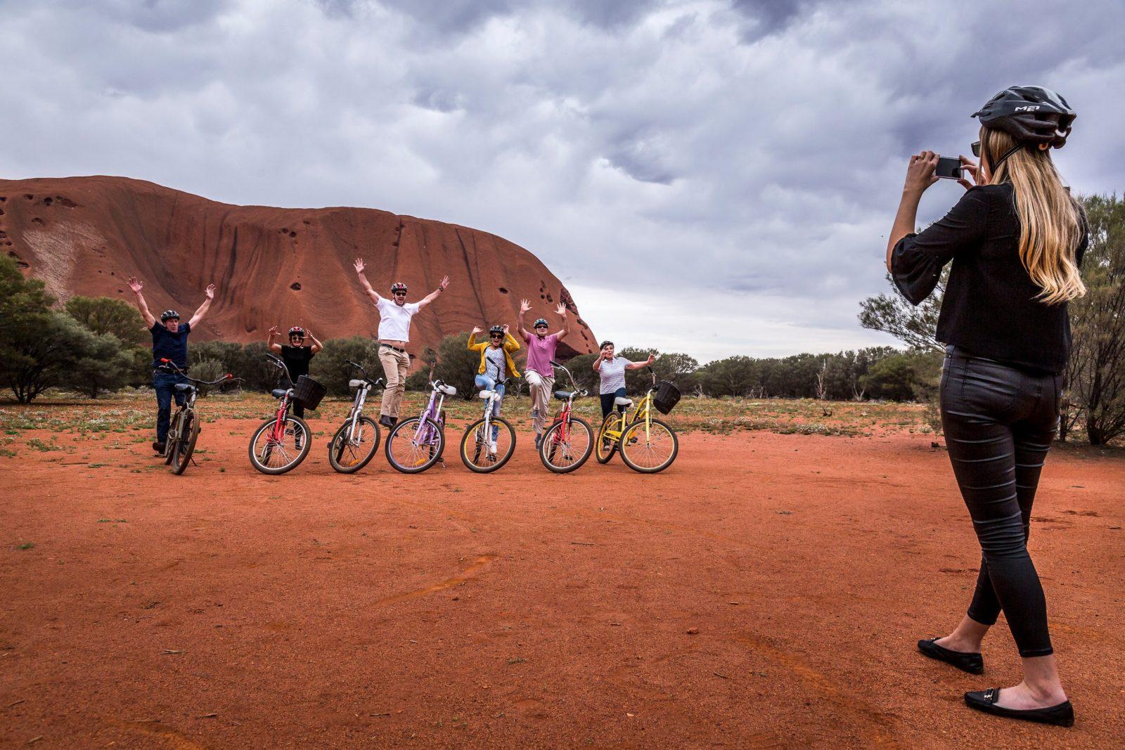Outback Cycling Uluru Bike Hire