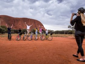 Outback Cycling Uluru Bike Hire