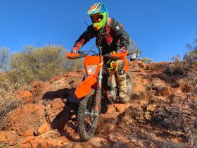 Alice Springs Dirt Bikes
