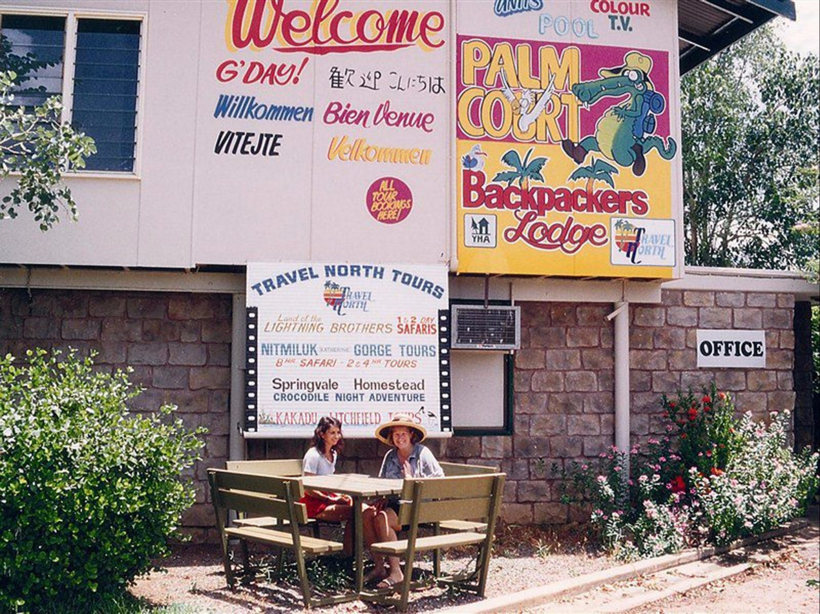 Palm Court Budget Motel and Backpackers