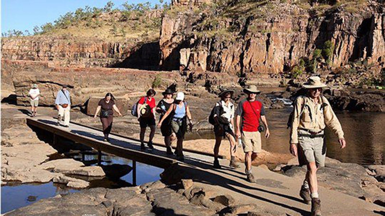 Park Trek Walking Tours