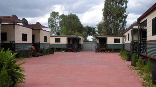Pine Creek Railway Resort, Darwin Area. Northern Territory, Australia