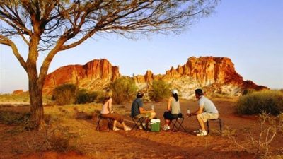 Rainbow Valley Cultural Tours, Northern Territory, Australia