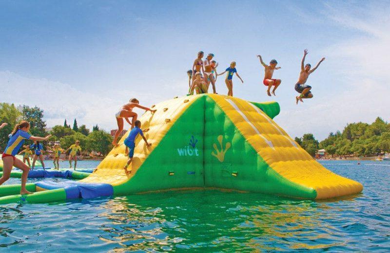 ActionTower XXL raw spirit waterpark