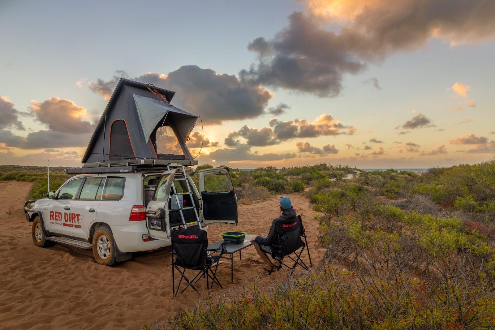 Red Dirt 4WD Rentals, Osborne Park, Western Australia