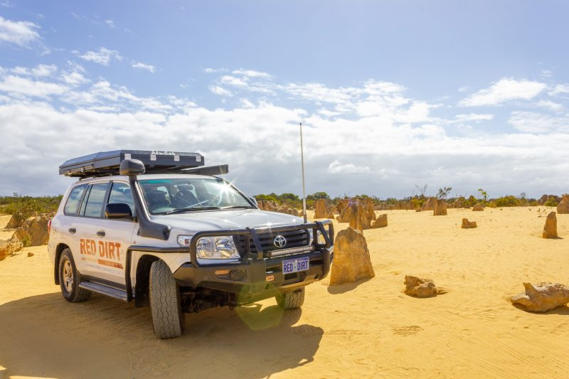 Red Dirt 4WD Rentals