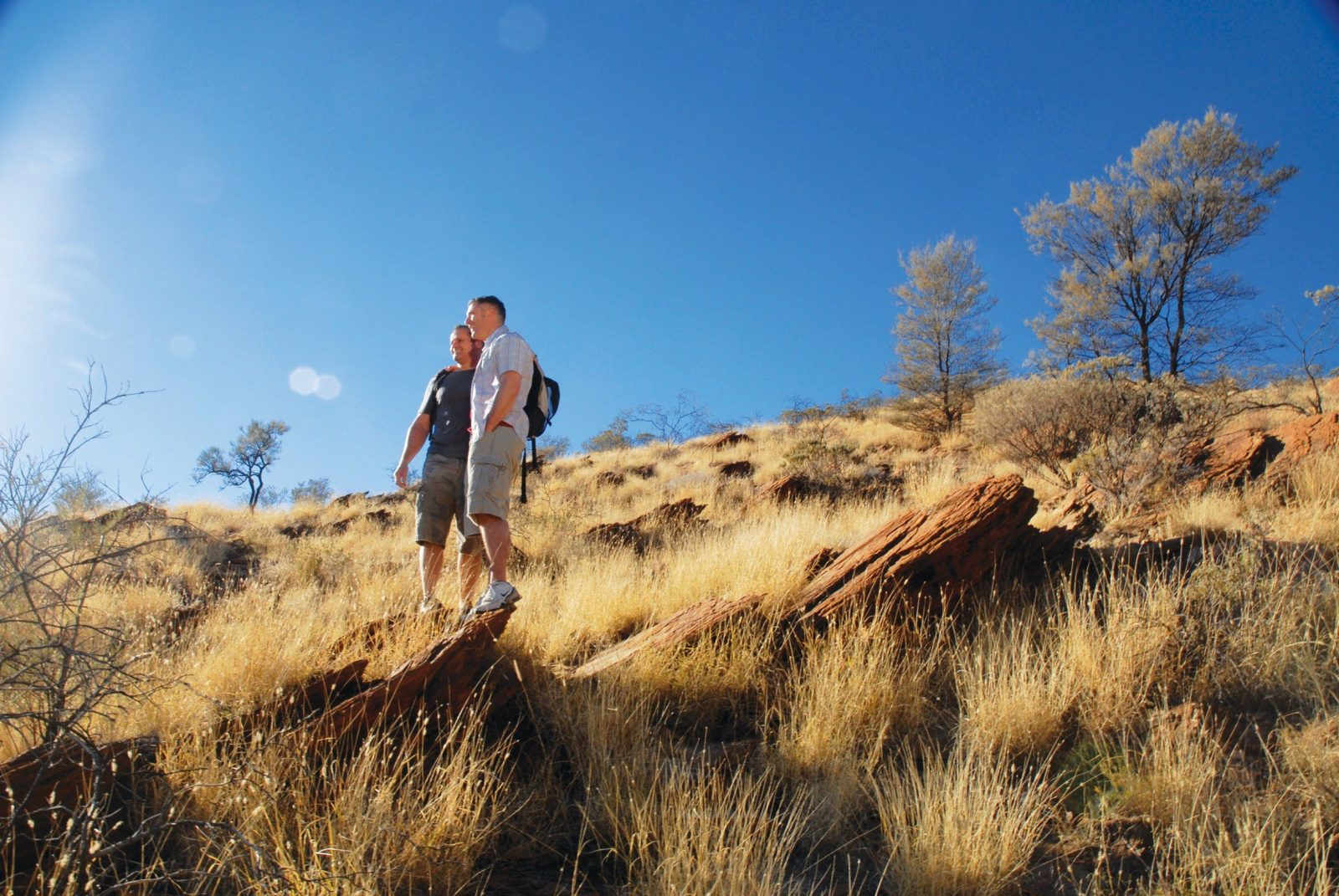 Larapinta Trail, Alice Springs Area, Northern Territory, Australia