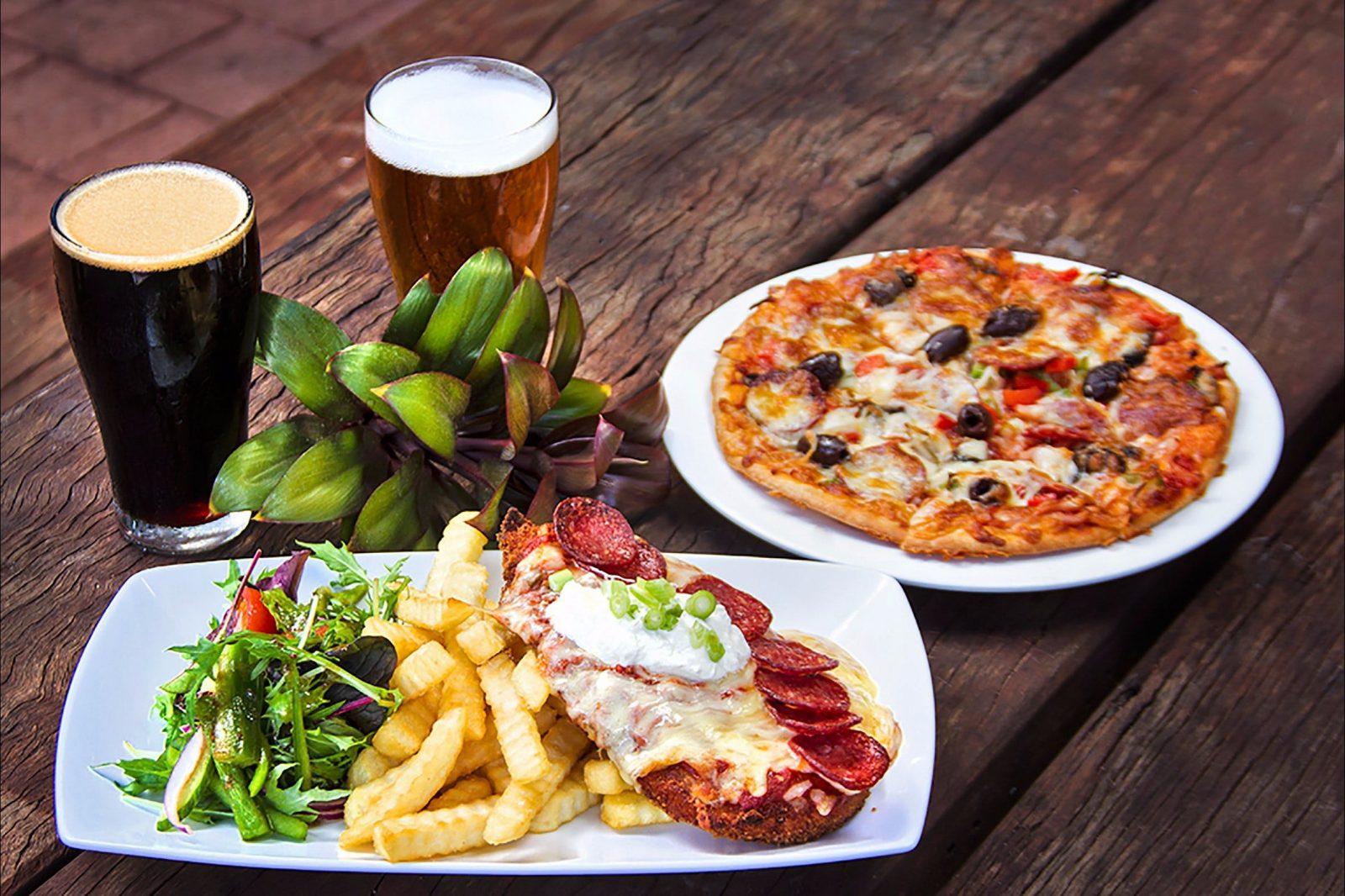 Rum Jungle Tavern Pizza and Schnitzel