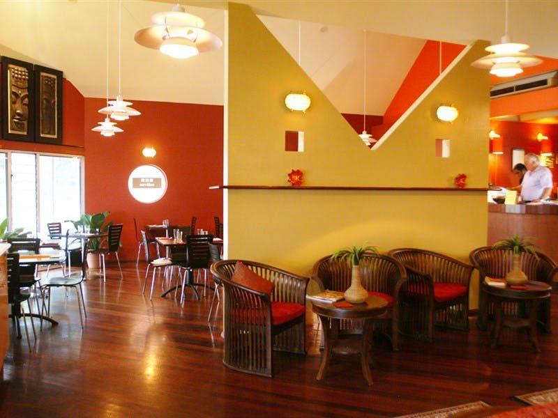 Saffrron Restaurant, Darwin Area, Northern Territory, Australia